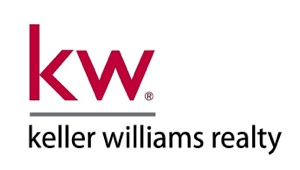 keller williams logo white